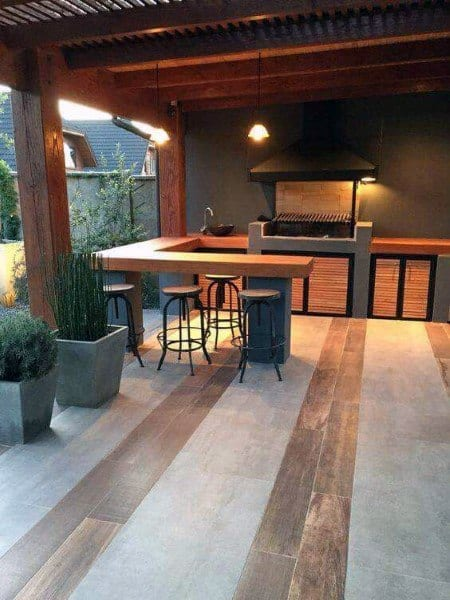 Juegos De Decorar Playas Top 50 Best Backyard Outdoor Bar Ideas - Cool Watering Holes