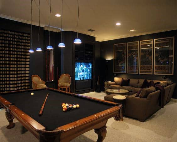 60 Game Room Ideas For Men