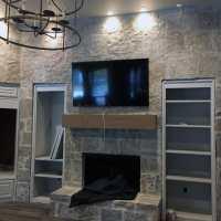 Top 70 Best Stone Fireplace Design Ideas - Rustic Rock ...