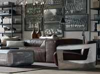 60 Bachelor Pad Furniture Design Ideas For Men - Masculine ...
