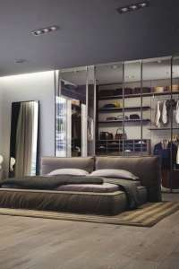 20 Masculine Men's Bedroom Designs - Next Luxury