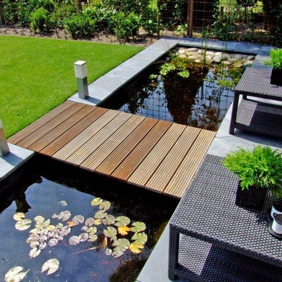 Vijver Idee Top 50 Best Backyard Pond Ideas - Outdoor Water Feature