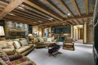 Top 60 Best Rustic Basement Ideas - Vintage Interior Designs