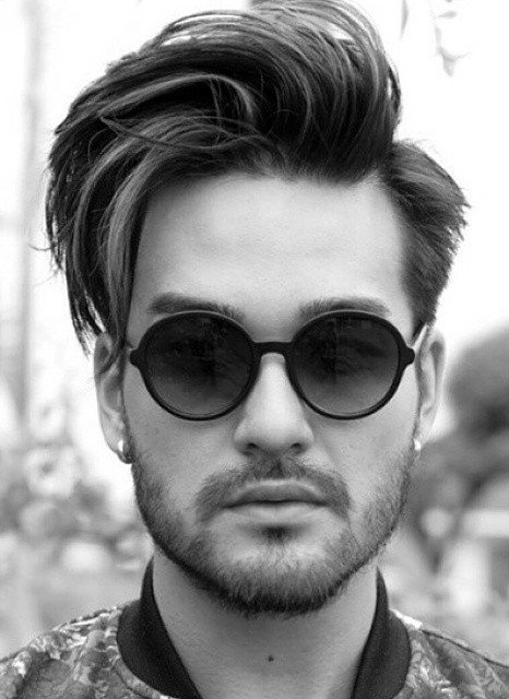Hairstyles For Coarse Hair Male Top 48 Best Hairstyles For Men With Thick Hair Photo Guide