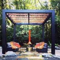 Top 60 Best Pergola Ideas - Backyard Splendor In The Shade