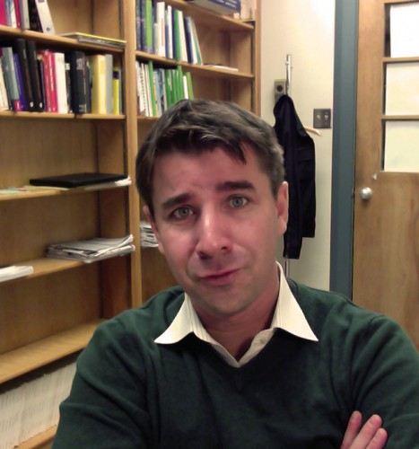 Henning Wrage, Assistant Professor of German Studies
