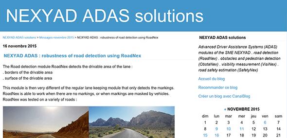 Nexyad-ADAS Blog