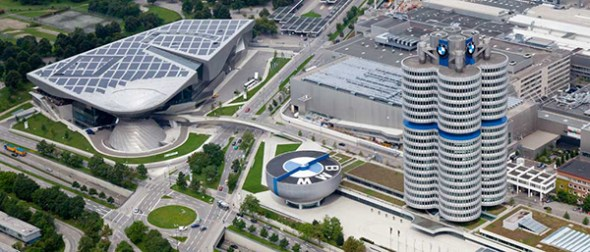 BMW headquarter Munich