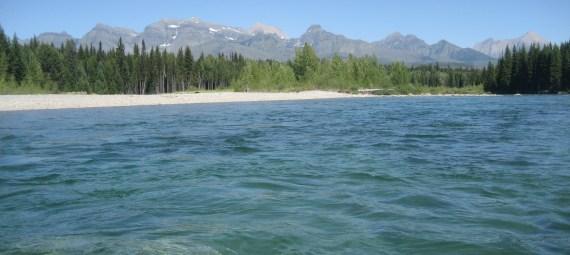 north fork river float