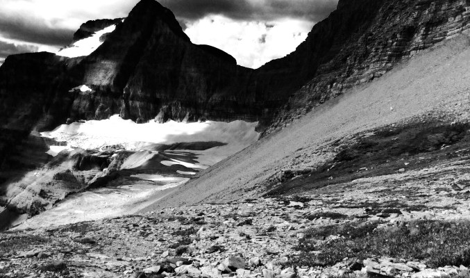 Sexton Glacier and the Billy Goat
