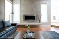 YYC Modern Fireplace Design  Natalie Fuglestveit Interior ...