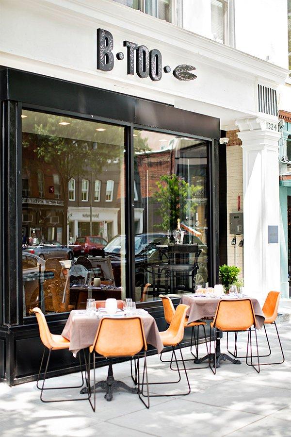 Interior Design For Restaurants In Georgetown Washington