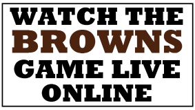 Watch the Browns Game Online