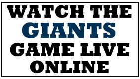 Watch the NY Giants Game Online