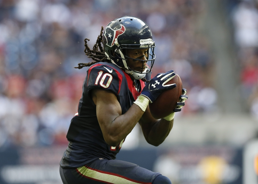 Houston Texans Offense Skill Depth Chart Preview