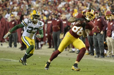 NFL Week 11 Preview: Green Bay Packers vs. Washington Redskins