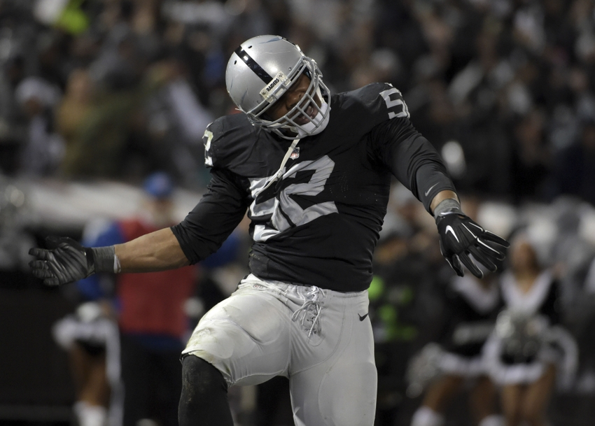 Oakland Raiders Early Predictions for Roster, Depth Chart