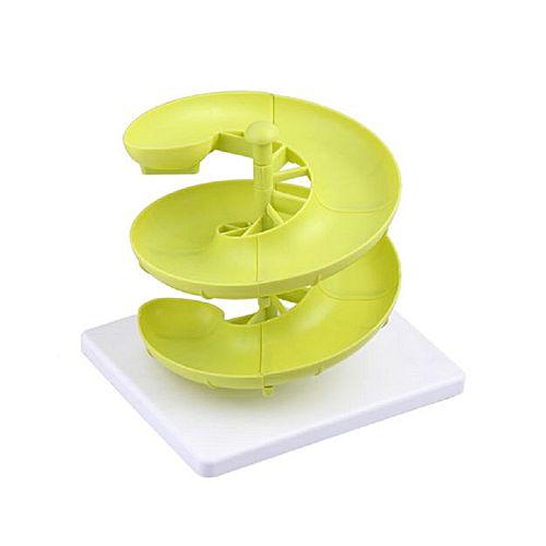 Universal Spiral Egg Holder