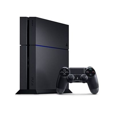 Sony PlayStation 4 500GB Sony Official Certified Graded Console - Jet Black | Buy online | Jumia ...