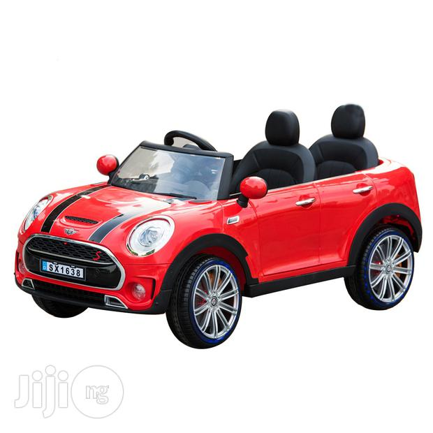 Baby Car Seat On Jiji Mini Cooper Paceman Style Ride On Car With Parental Remote
