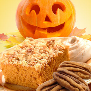 pumpkin crunch cake fragrance oil