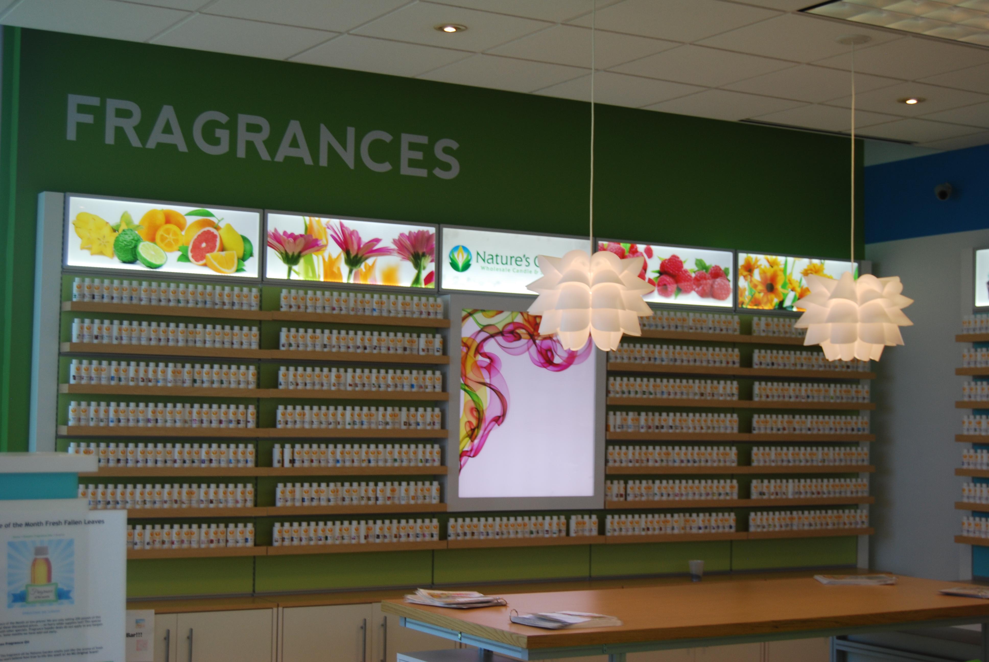 Favorite Fragrances Natures Garden Fragrance Oils