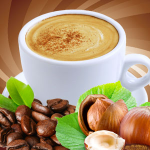 hazelnut coffee fragrance
