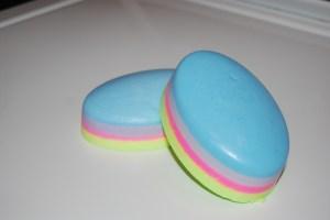 layering soap