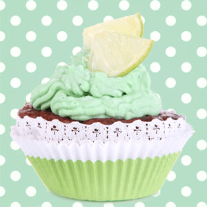 Frosted Lime Cupcake Fragrance Oil