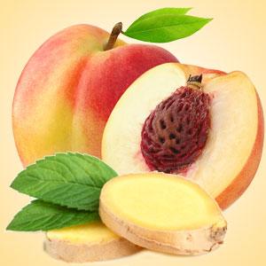 Gingered Peach Fragrance Oil