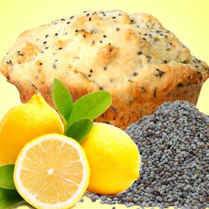 Lemon Poppyseed Fragrance Oil