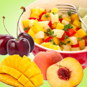 Mango Peach Salsa Fragrance Oil