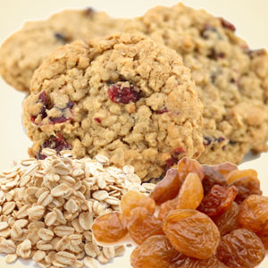 Oatmeal Raisin Cookie Fragrance Oil