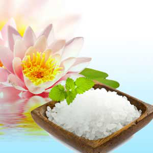 Sea Salt and Lotus Blossoms Fragrance Oil