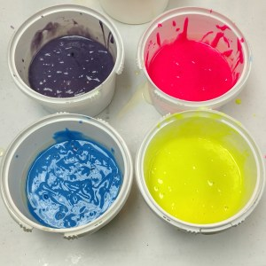 Peeps Cold Process Soap Recipe Coloring the CP Soap