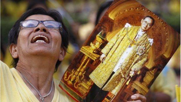 Điều gì xảy ra khi đức vua Thái Lan ra đi?