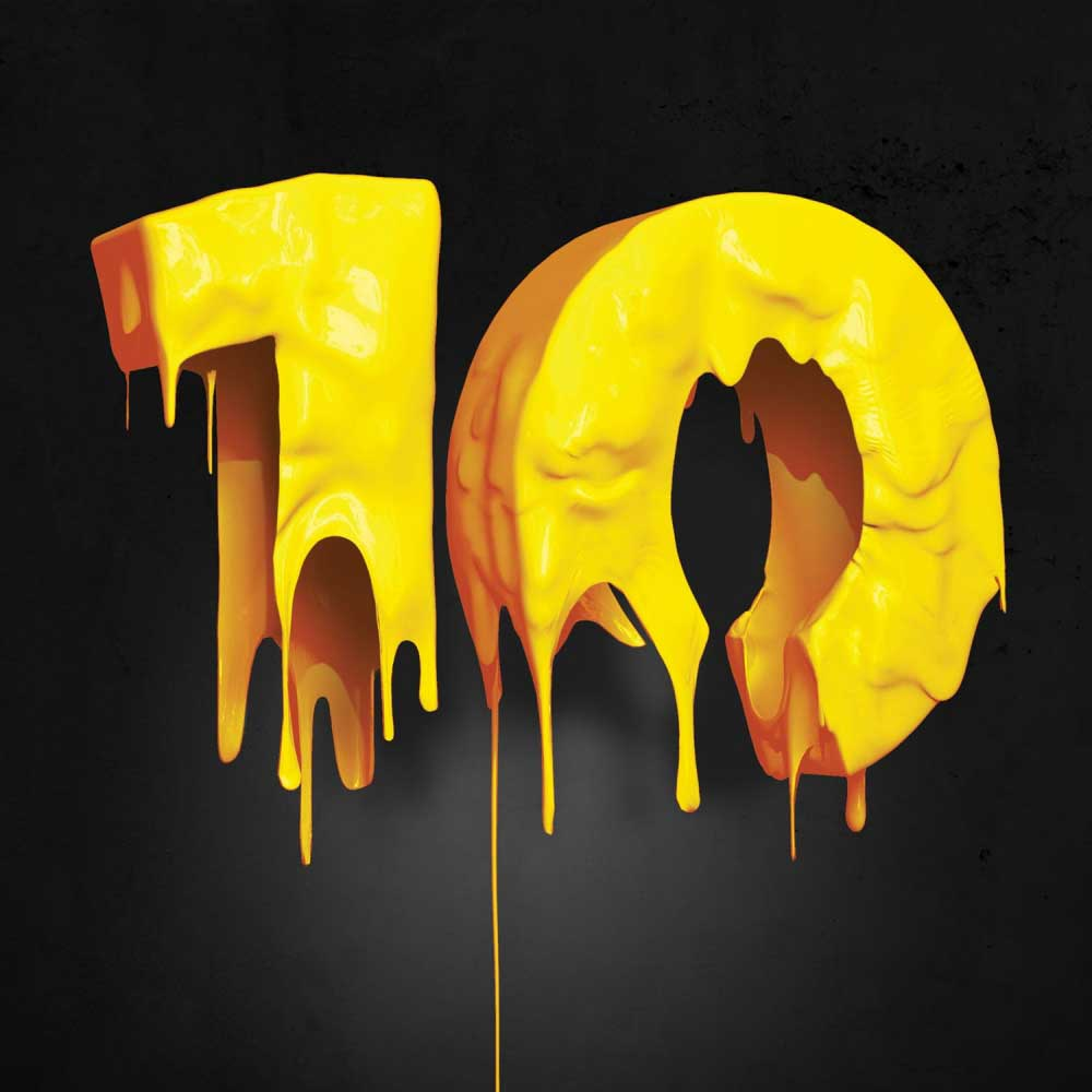10 Year 3D Design