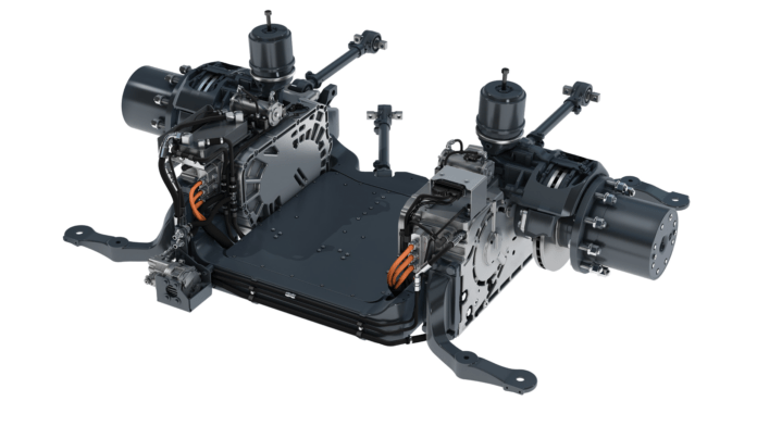 Vehicle Battery Manufacturers Allison Transmission Makes Series Of Splashes In Hd