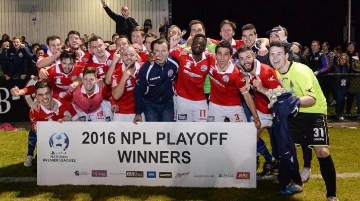 NPL Playoff Winners