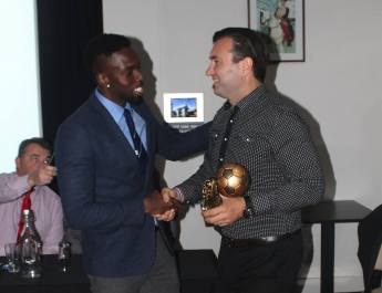 Eze, Colina at Presentation Night