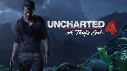 ARTWORK DE UNCHARTED 4