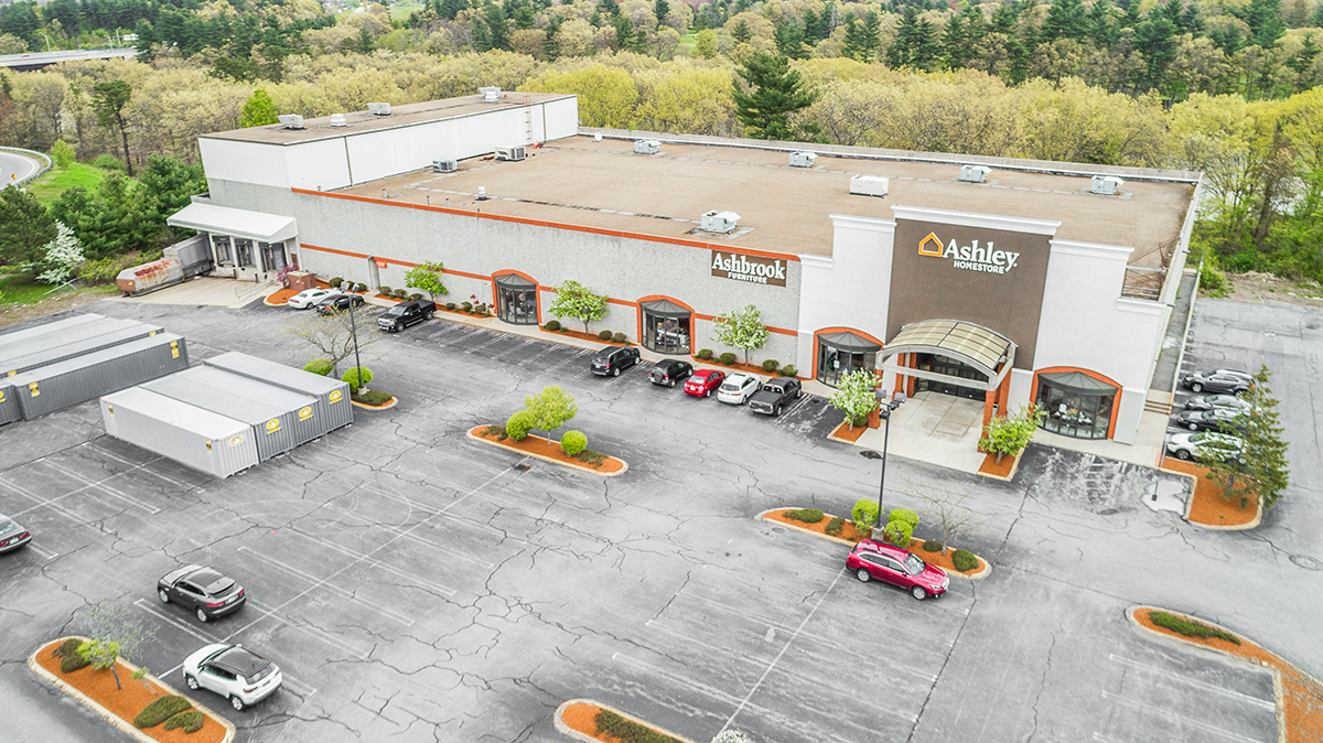 Ashley Furniture Store In Nashua Sells For 7 7 Million Nh Business Review