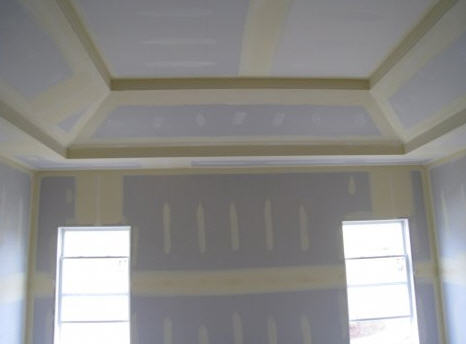 Tray Ceiling | Nh Drywall