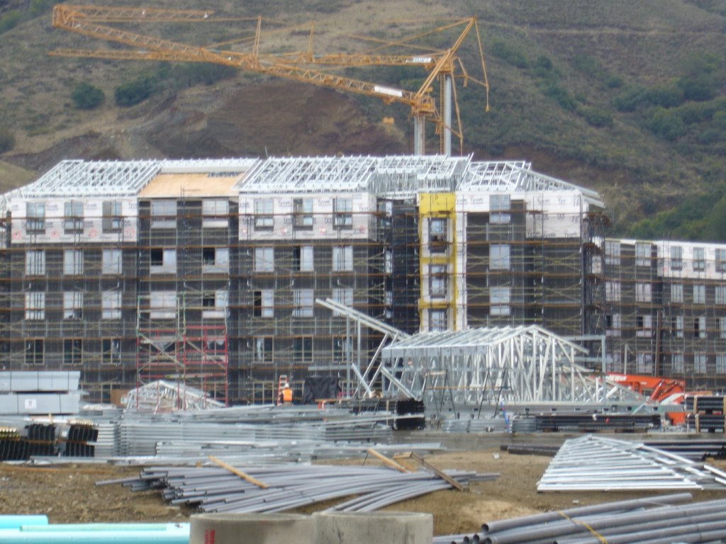 Construction Steel Market Cfs Framing Going After Student Housing Market Sbc Magazine