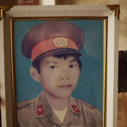 Liệt sỹ Đào Kim Cương, Vượng Lộc, Can Lộc, Hà Tĩnh
