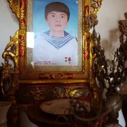 Liệt sỹ Nguyễn Thanh Hải (Hải Phòng).