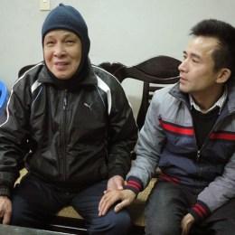 Ông Đoàn Tuấn Nghĩa, 73 tuổi, bố liệt sỹ Đoàn Đắc Hoạch, quận Lê Chân, Hải Phòng.
