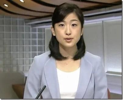 田中泉NHKアナウンサーがかわいい!カップや身長、結婚の噂は?