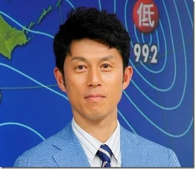 平井信行気象予報士はマラソン好き?結婚や子供の情報は?