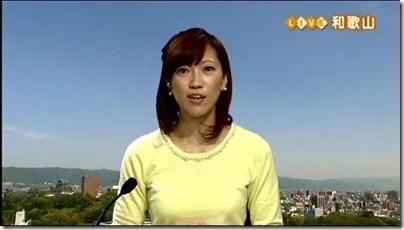 NHK黒杉愛アナのカップや身長は?和歌山で大活躍中!